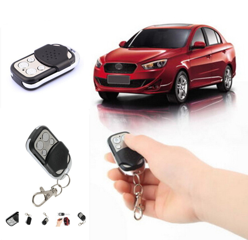 Universal Cloning Remote Control Key Fob for Car Garage Door Gate 433.92mhz DH(China (Mainland))