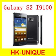 "Unlocked Original Samsung GALAXY SII S2 I9100 Android smartphone 8.0MP Dual Core 4.3"" 16GB Storage Wi-Fi GPS free shipping"