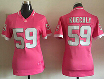 Women's lady size S-XXL 2016 free shipping,100% Stitiched,Carolina Panthers Luke Kuechly,camouflage(China (Mainland))