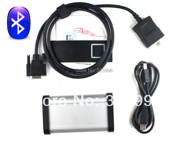 Auto CDP Plus for Car Compact Diagnostic Partner 3 IN 1  With Bluetooth  2015.3