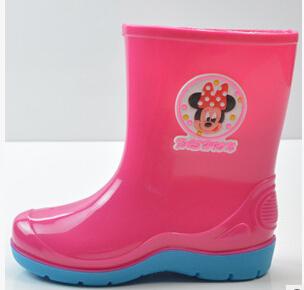 Мода стиль мультфильм детская обувь мальчиков девочек обувь милые мальчики девочки дождь обувь дети дождь сапоги сладкий девушки дождь сапоги