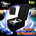 2015 Low Shipping New DJI Backpack Bag black for dji phantom 3 professional advanced rc fpv