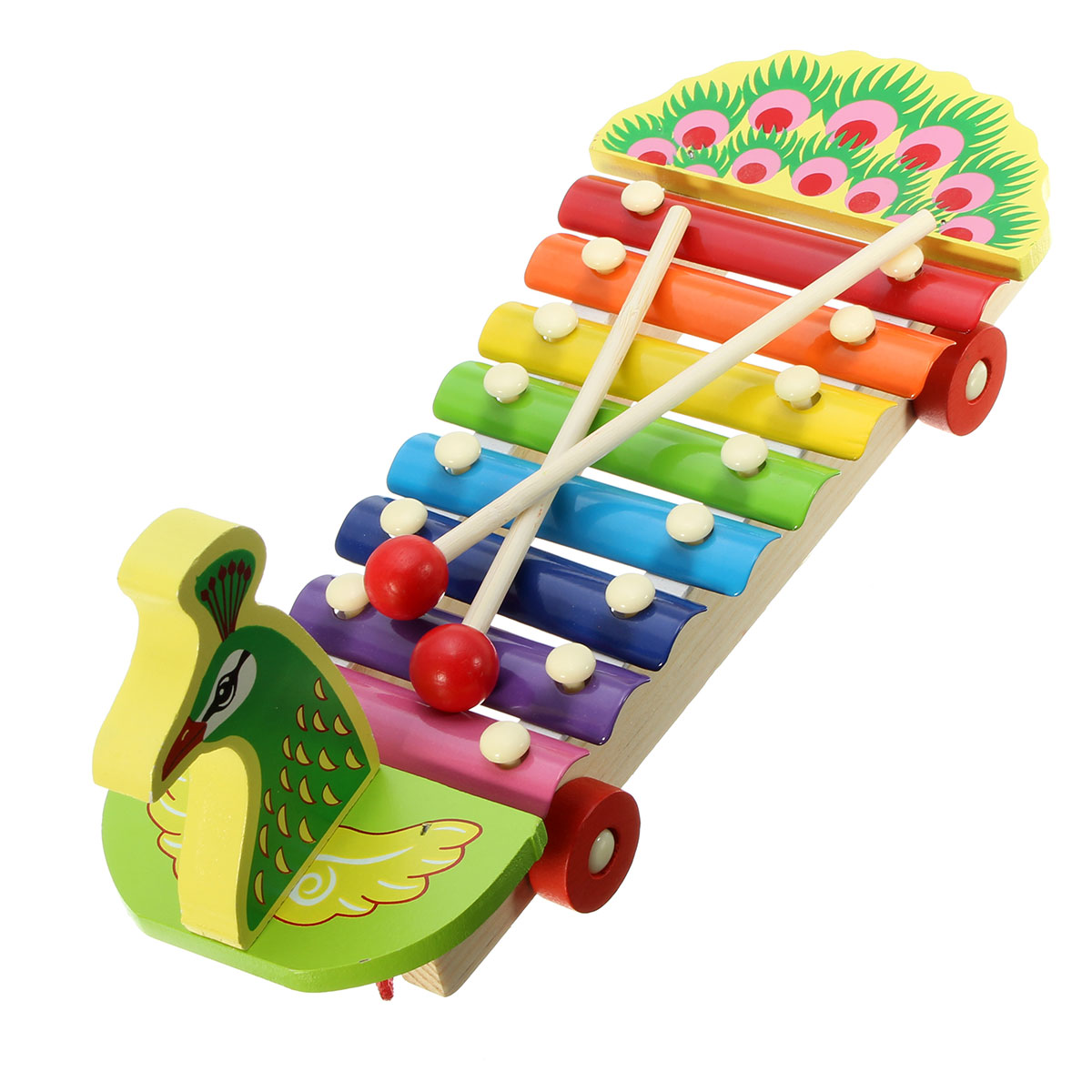Musical Educational Toys : Wooden xylophone educational toys new children