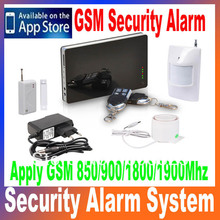 popular gsm home security