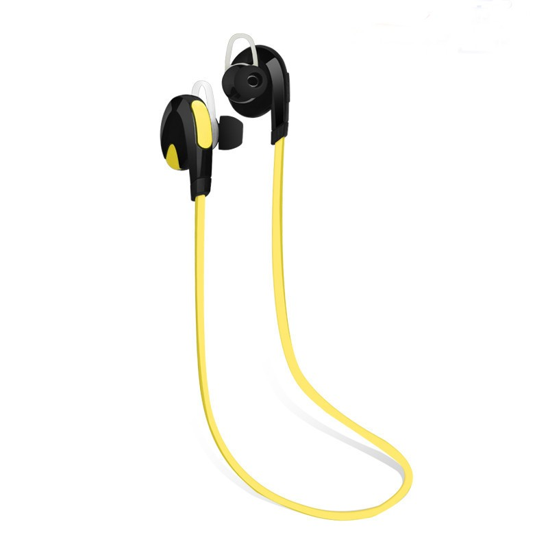 Bluetooth 3.0 sport bluetooth 3D stereo headset , built in 70Mah battery with Battery protective plate
