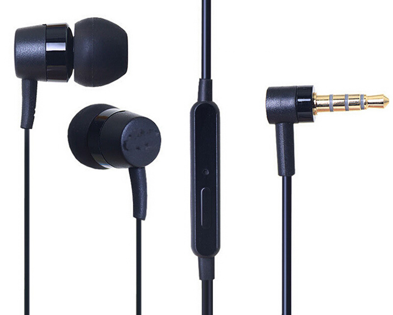 MH750 MH 750 750 headset earphone with mic 3 5mm Jack In ear Stereo font b