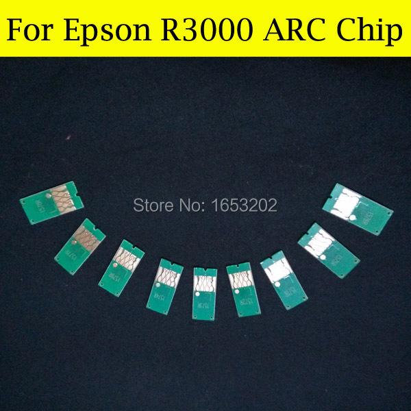EPSON R3000 arc chip 4