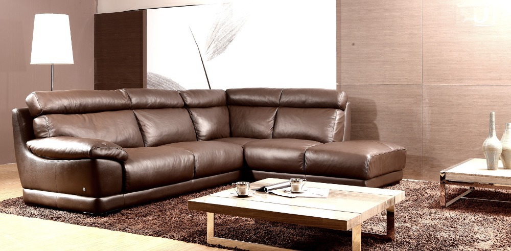 Cheap sectional sofa leather sectional sofa modern for Inexpensive modern sofa