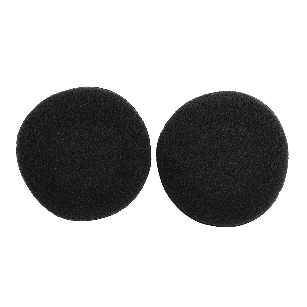 image for NEW 8Pcs 4 Pairs 55mm Headset Headphone Earphone Soft Sponge Ear Pads