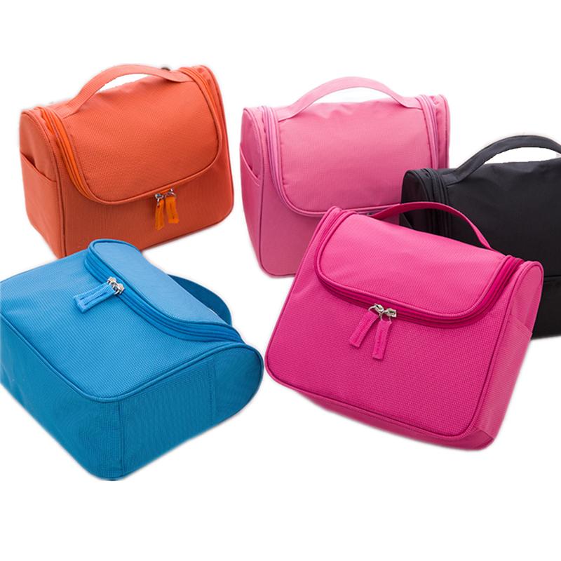 New wash bag Hook up Travel waterproof bag for toiletries Shower bag Storage folding makeup bag Multifunction Cosmetic organizer(China (Mainland))