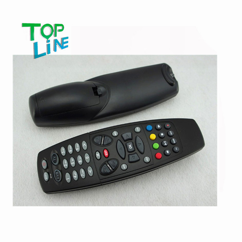 ANEWKODI universal remote control Black color DM800 Remote Control for DreamBox DM800SE DM800HD DM8000(China (Mainland))