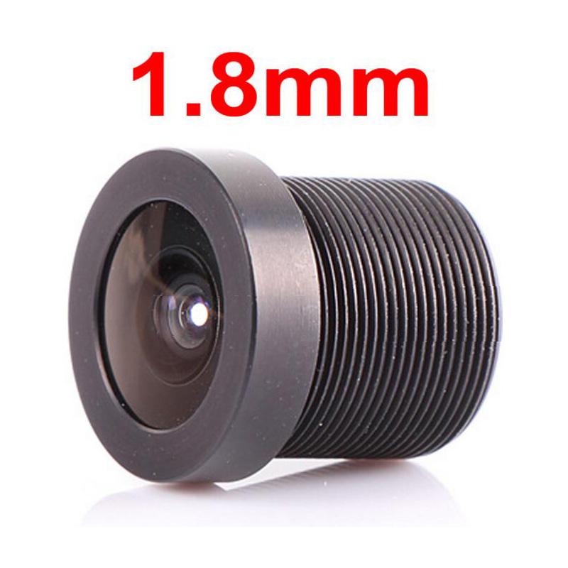 (1 piece) CCTV 1.8mm Security Lens 170 Degree Wide Angle CCTV IR Board CCTV Lens Camera M12 lens(China (Mainland))