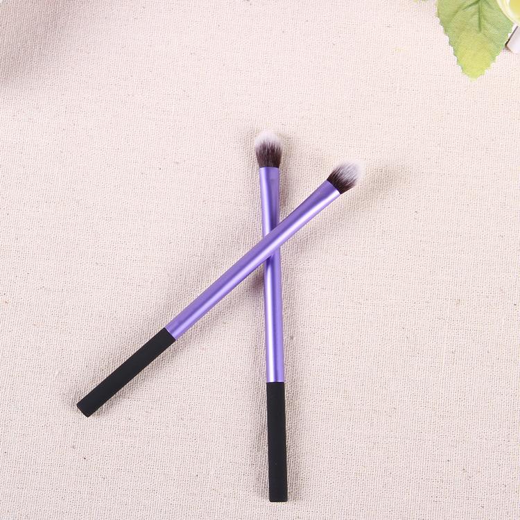Eye Shadow Brush Foundation Eyebrow Makeup Brushes Cosmetic Tool Make - Black scorpions store