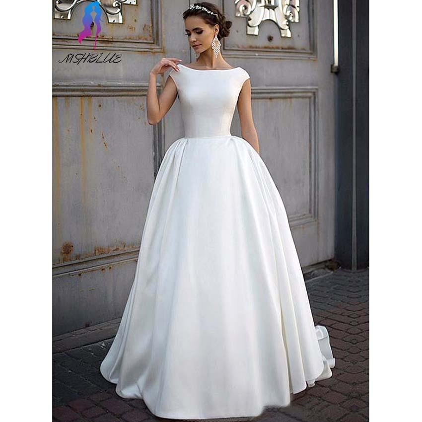 Popular outdoor wedding gown buy cheap outdoor wedding for Cheap modern wedding dresses