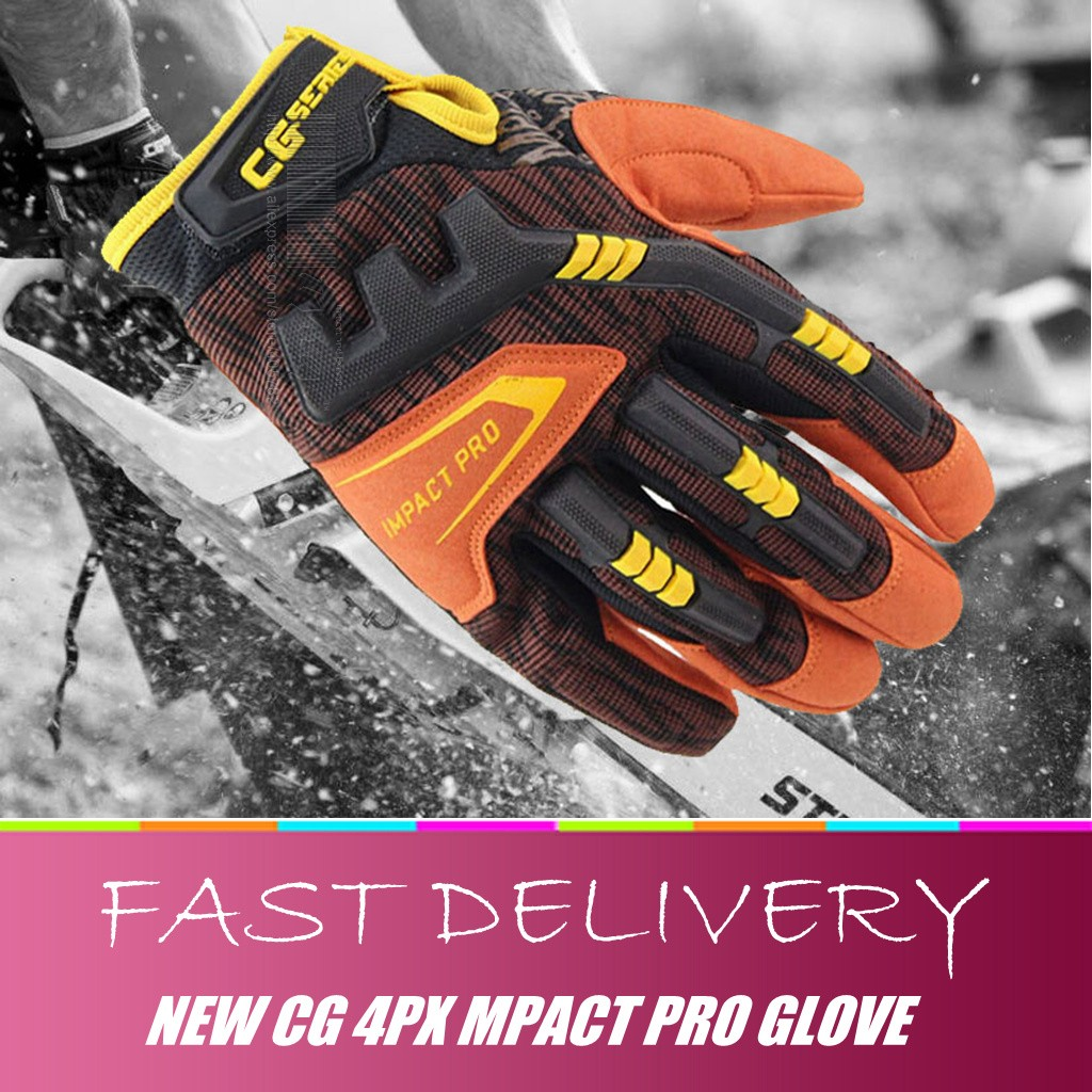 Impact Racing Cycling Glove Impact Pro 4x Racing
