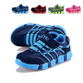 2016 Children Sport Casual Running Shoes kids Spring Summer Boy Girl Genuine Leather Anti Slippery Sneakers