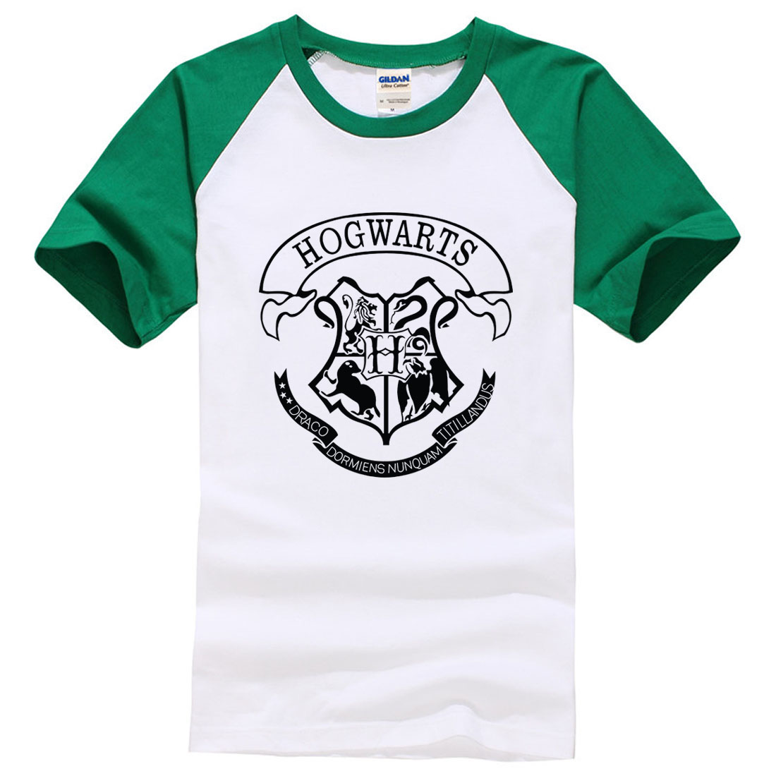 Harry Potter Hogwarts 100% Cotton T shirt