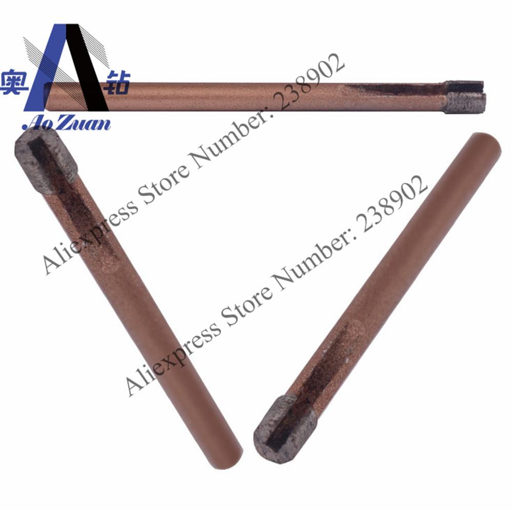 10 pcs 6mm Sinterred Diamond Hole Saw Drill Core drill Bit for glass, ceremic, Marble, Granite, concrete etc<br><br>Aliexpress