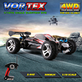 WLtoys A959 2 4G Electric Rc Cars 50Km H 4WD Shaft Drive Trucks High Speed Radio
