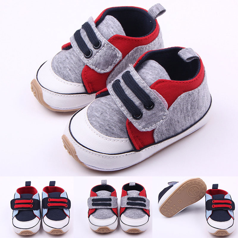 2016 Baby toddler First Walkers soft sole prewalker baby Shoes Newborn boys antislip bebe sapatos age New PU Suede Sport Shoes(China (Mainland))