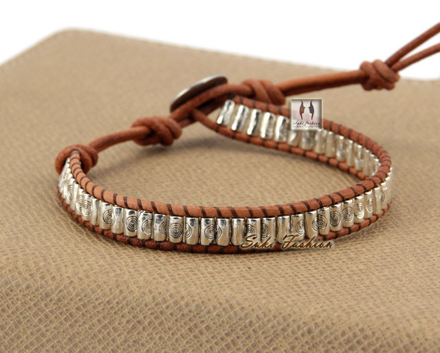 aliexpresscom buy new arrival cool vintage leather wrap