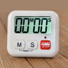 Digital Kitchen Clock LCD Cooking Timer Alarm Clock Sport Count-Down Up Loud(China (Mainland))