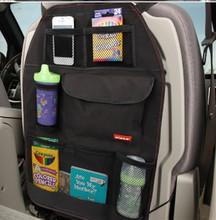 Car Seat Bag Storage Multi Pocket Organizer Car Seat Back Bag Car Accessories(China (Mainland))