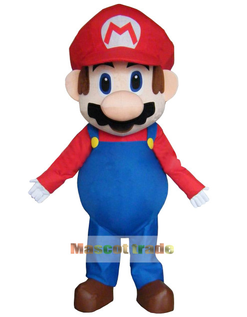 2013 adult costume moveable super mario bros mascot costume Christmas cartoonОдежда и ак�е��уары<br><br><br>Aliexpress