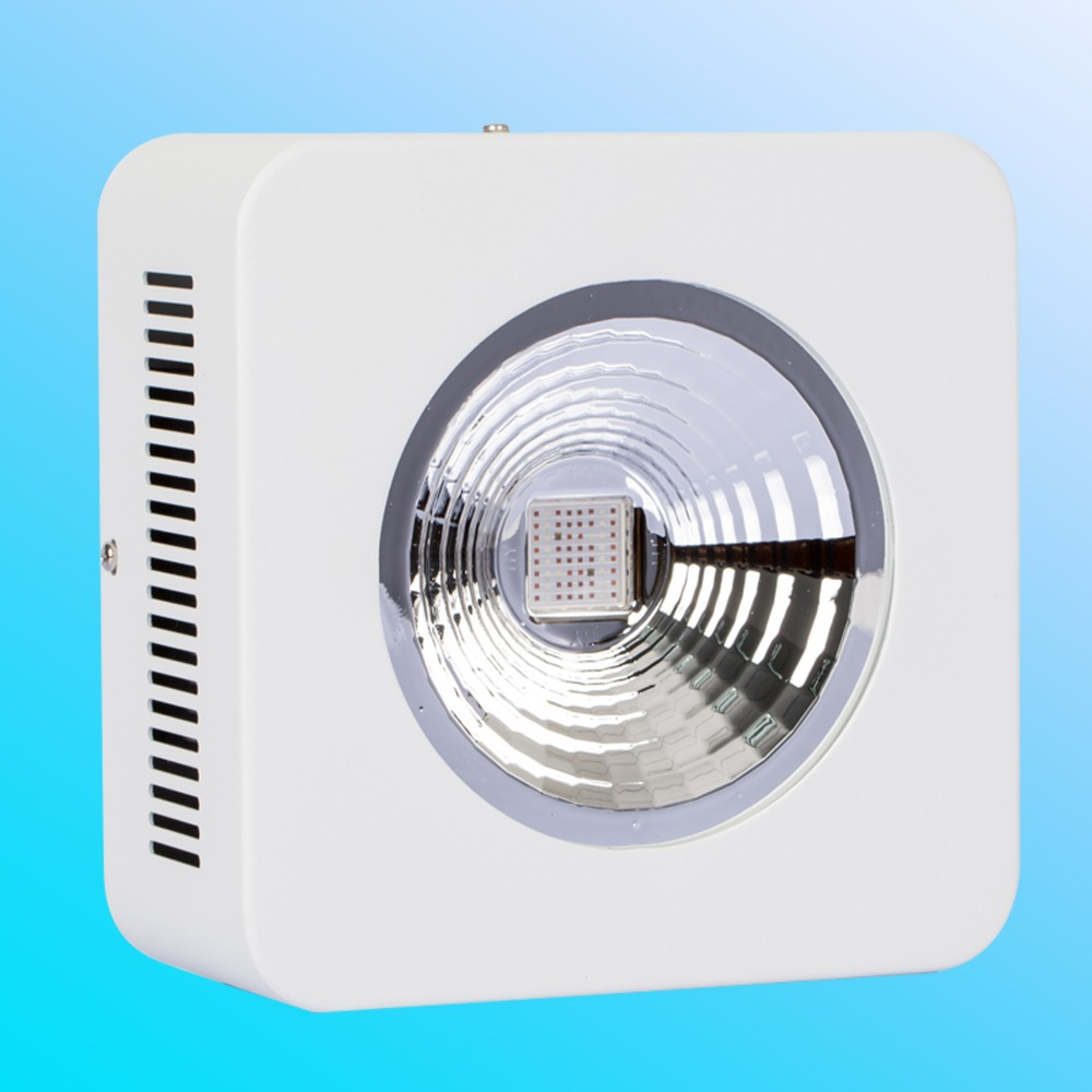 DE/CA/US Stock 200W COB led grow light full spectrum lighting Reflector Lamp For grow tent hydroponics Indoor Plant Greenhouse(China (Mainland))