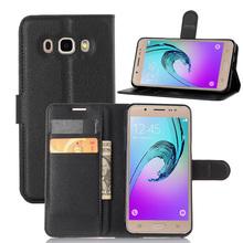 Buy Wallet Case Samsung Galaxy J5 2016 Flip Case Cover coque Samsung Galaxy J5 2016 Case J510 SM-J510F Stand Card Holder Bag for $3.00 in AliExpress store