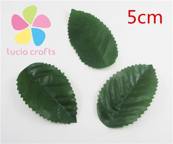 100-pcs-Rosa-ramo-e-tronco-folhas-Artificiais-De-Seda-flor-Diy-materiais-086020059 (6)