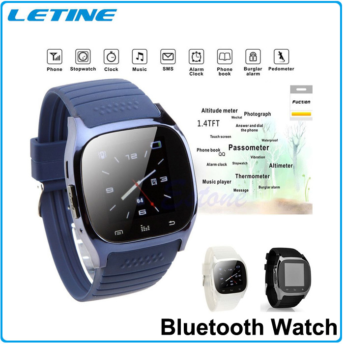 Bluetooth smartwatch WB06 U watch With Pedometer Sync Phone wristwatch For Samsung Xiaomi bluetooth smart watch android(China (Mainland))