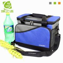 Large Thicken Folding Fresh Keeping Cooler Bag Lunch Bag For Food Fruit Seafood Steak Insulation Thermal Bag Insulation Ice Pack(China (Mainland))