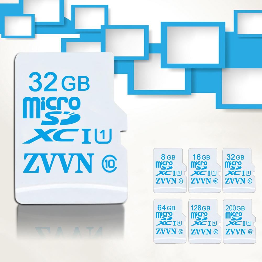 White Micro sd card & memory card & mini sd card 8GB C10 TF Card 16GB/32GB/64G/128G class10 microsd for Driving recorder microsd(China (Mainland))