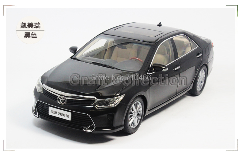 new arrival 1 18 toyota camry 8 generation 2015 minorchange hot