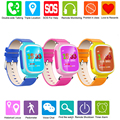 Children Smart Watch SOS GPS Positioning Call Location Locator Tracker Clock Kids Smartwatch Anti Lost for