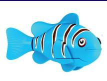 BABY TOY Robot Fish Robo Toys Aquarium Decorations Robofish Water Activated Electronic Pets Kids Home Fish