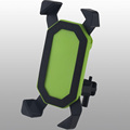 Universal Adjustable Bike Phone Holder Bicycle Handlebar Clip Stand Mount Bracket for iPhone 6 6s 7