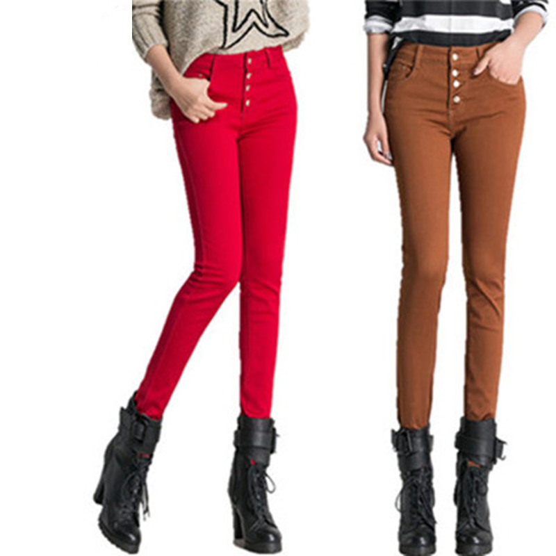Online Get Cheap Colored Skinny Jeans Women -Aliexpress.com ...
