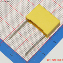 Buy F012-5 0.22uF 224 10pcs capacitor X2 capacitor 275VAC Pitch 15mm X2 Polypropylene film capacitor 0.22uF for $1.11 in AliExpress store