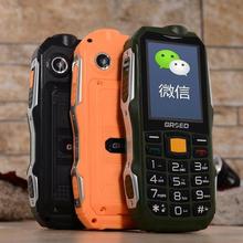 2015 Russian Polish,Portuguese,Italian,Arabic Spanish big Soud dustproof 6800mAh power bank torch FM mobile phone P69
