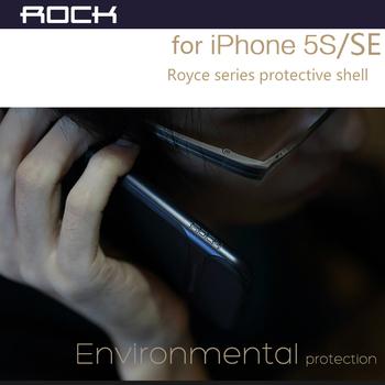 Etui plecki do iPhone 5S / SE oryginalne wytrzymałe eleganckie