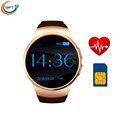 GFT kw18 smart watch sim android wear Smart Electronics for iOS Samsung HTC LG Android Smartphone
