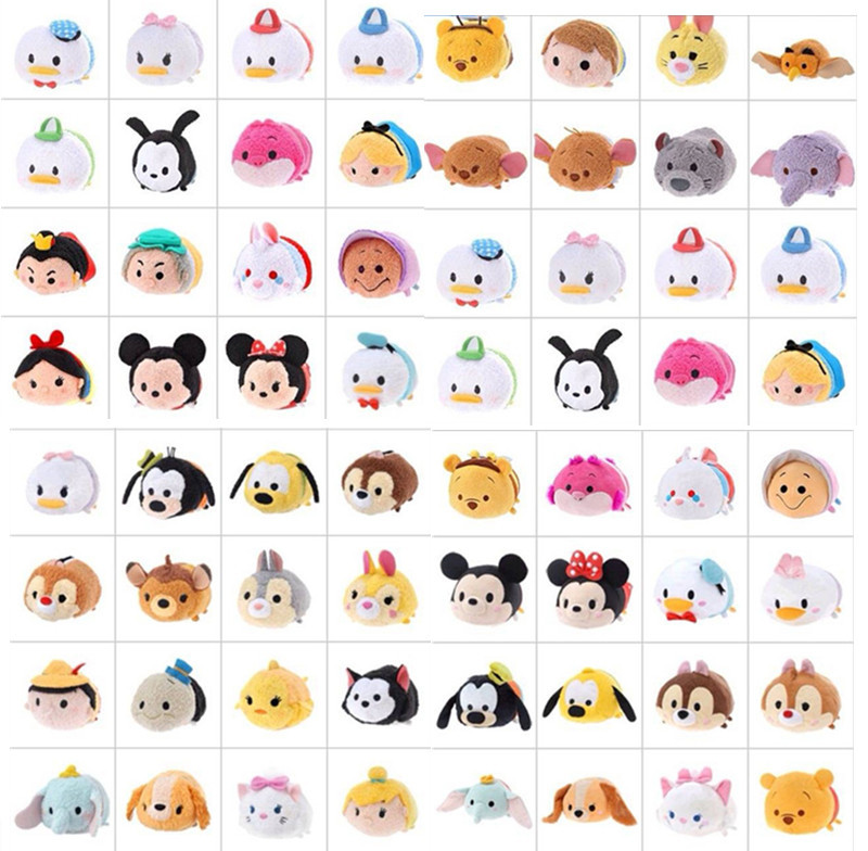 It is a graphic of Refreshing Tsum Tsum Characters Names