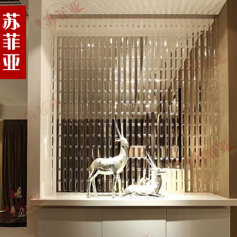 Bead curtain crystal partition curtain finished product crystal bead - Sophia Crystal Bead Curtain Curtain Finished Off The