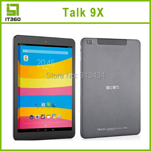 Cube Talk 9X 3G Tablet PC U65GT Octa Core 9 7 inch Retina OGS Screen 2048