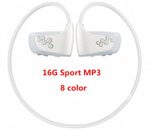 Hot Sport music player 16GB MP3 Player NWZ-W262 Sports head wearing MP3 Music Player for cycling,hiking,outdoor free shipping(China (Mainland))