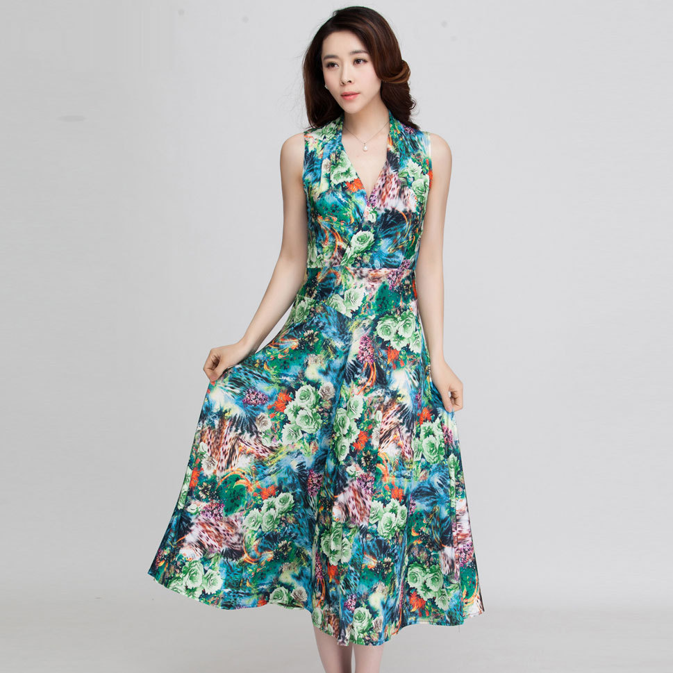 Popular Women&39s Summer Dresses-Buy Cheap Women&39s Summer ...