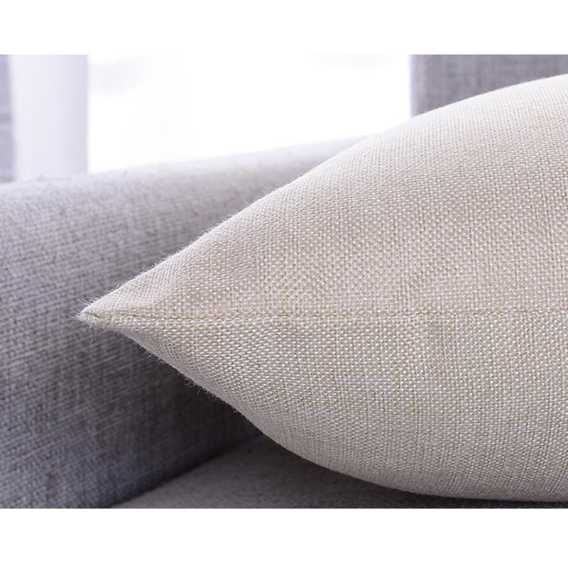 Wholesale(20pices/lot )Factory Cheap Price Blank Cushion Cover Decorative Throw Pillowcase ...