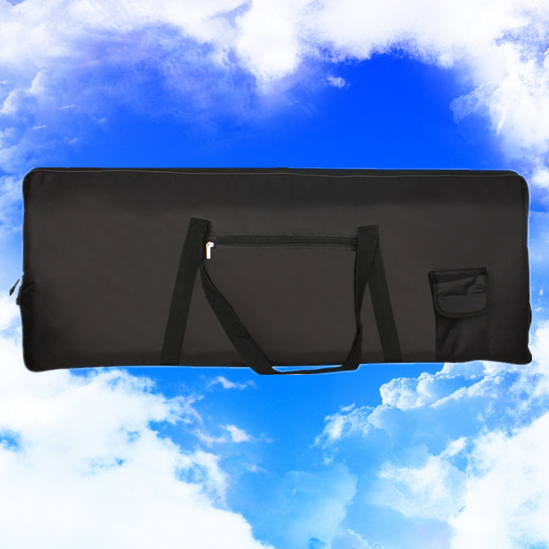 High Quality New Portable Professional 76 Key Keyboard bag Electric Piano Organ Padded Case Gig cover Durable instrument package<br><br>Aliexpress